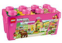 Super zestaw Lego dla dziewczynki
